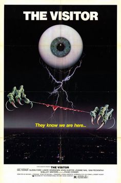 The Visitor 1979 film poster