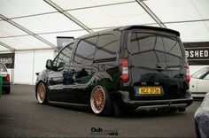"329 Gostos, 13 Comentários - MODIFIED VANS (@modifiedvans) no Instagram: ""Another Dubshed Shot From @_cameronhughes_ This Time Being @baggedberlingo 's Berlingo. I Know We…"""