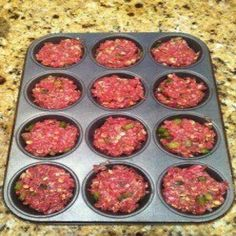 Mini Meatloaf In A Muffin Tin Recipe Scattered Thoughts . Meatloaf Muffins With Barbecue Sauce Recipe Rachael Ray . 25 Muffin Tin Recipes For Kids. Home and Family I Love Food, Good Food, Yummy Food, Delicious Recipes, Healthy Recipes, Epicure Recipes, Healthy Lunches, Good Recipes, Cooking Tips