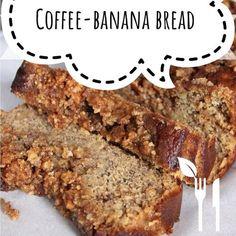 Budin bizcocho queque INGREDIENTES 🔹 1 taza de harina de avena 🔹 1/2 taza harina de coco o Almendra 🔹 1 cdita polvo para hornear 🔹 1 cdita canela 🔹 1/2 cdita sal marina 🔹 1 cda café☕️ 🔹 2 1/2 plátanos maduros hechos puré🍌 🔹 2 cdas miel🍯 🔹 1/3 taza leche de almendras 🔹 1 cda aceite de coco o mantequilla 🔹 2 cditas esencia de vainilla