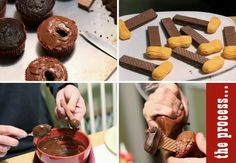 How to horse cup cakes