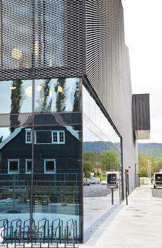 Gallery of Cultural Center Stjørdal / Reiulf Ramstad Arkitekter + Lusparken Arkitekter + JSTArkitekter - 4