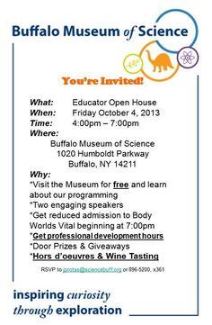 Free Teacher Open House  Earn PD hours with Wine Tasting can it get any better?