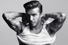 #David Beckham and #H&M pair up for first interactive TV commercial, to air during #SuperBowl.