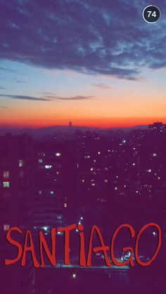 Photo Upload, Chile, Snapchat, Scenery, Neon Signs, World, Travel, Santiago, The World