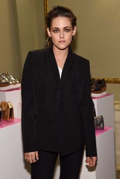 Pin for Later: Kristen Stewart Would Like You to Know That She Does Indeed Give a F*ck