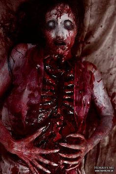 Hell Forever with Jo Horrify Me, horror photography and portraits of rotting zombies, evil vampires, demonic… Arte Horror, Horror Art, Horror Photography, Dark Photography, Creepy Horror, Scary, Creepy Stuff, My Demons, Horror Films