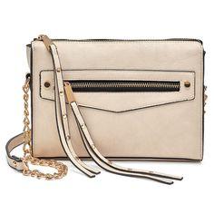 Dolce Girl Charlotte Crossbody Bag, Grey