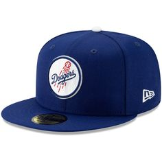 4d8bf0e174a Men s Los Angeles Dodgers New Era Royal Alternate Logo 59FIFTY Fitted Hat