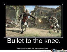 Assassins creed humor