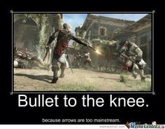 Assassins creed humor