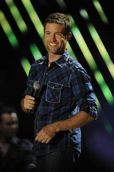 Josh Turner.  Love his music.