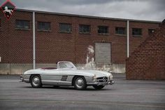 Mercedes-Benz 300SL Roadster 1957 For sale - ClassicDigest