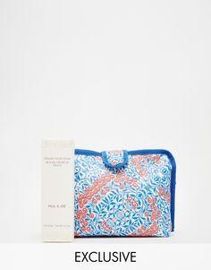 Paul & Joe ASOS Exclusive Floral Make Up Bag & Creamy Facial Foam