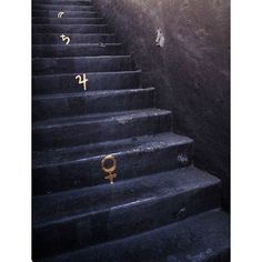 black and gold alchemy planetary symbols stairs Wiccan, Magick, Witchcraft, Witch Cottage, Witch House, Cabin In The Woods, Gothic, Witch Aesthetic, Aesthetic Black