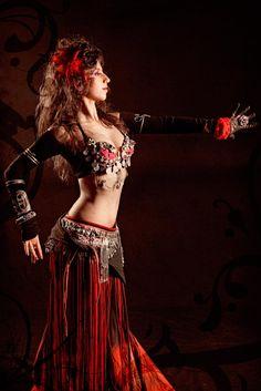 Fotos Alhazar ‹ Alhazar – Danza del Vientre Tribal Fusión – Reus
