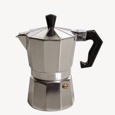 Caffettiera---moka-kasaviva-in_01808739 Moka, Coffee Maker, Kitchen Appliances, Gift, Coffee Maker Machine, Diy Kitchen Appliances, Coffee Percolator, Home Appliances, Coffee Making Machine
