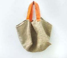 Contrast Farmers Market Tote