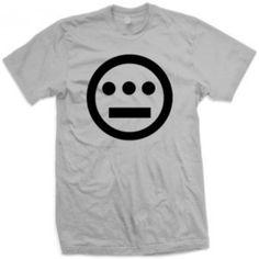 SHOP HIERO — Hieroglyphics - Classic Series Men's Shirt, Grey/Black