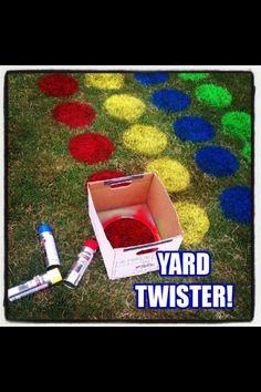 This is neat! A great idea for a kids birthday party so everyone is included