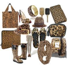 Animal Prints: Very Much in the Fashion Radar | TrendnStylez