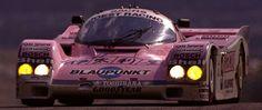 1989 3rd: Joest Racing 962-145 (Turbo 3.0) #9 Bob Wollek/Hans-Joachim Stuck - Stuttcars.com