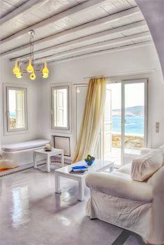 Beautiful Room @ White Villa in #mykonos #greece
