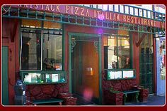 In my humble opinion the world's best combination of great pizza, over the top salads and weird and wonderful décor. A true San Francisco treasure! Great Pizza, Over The Top, Weird And Wonderful, Salads, San Francisco, Outdoor Decor, Food, Home Decor, St Francis