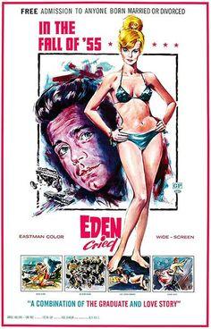 Eden Cried - 1967 - Movie Poster