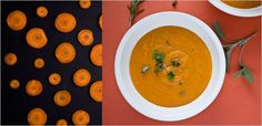 Pureed Carrot Soup Recipe - NYT Cooking