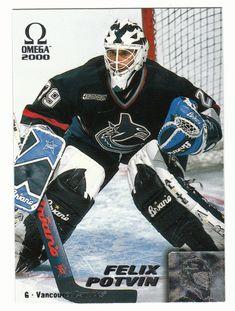 Felix Potvin # 237 - 1999-00 Pacific Omega Hockey