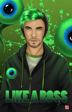 Wil Woods and Tyrine Carver welcome you to Musetap Studio's main shop and gallery! Ready to decorate your room with the latest in geek art? Markiplier, Pewdiepie, Jacksepticeye Drawings, Jacksepticeye Quotes, Jack And Mark, Jack Septiceye, Septic Eye, Top Of The Morning, Baby Toms