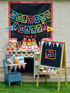 Free Printables for Back to School- Amanda's Parties To Go