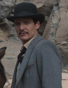Pedro Pascal in The Sixth Gun