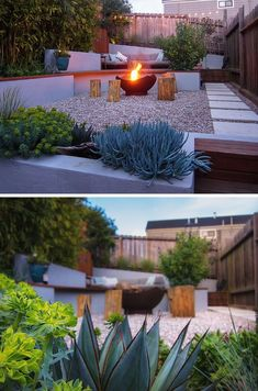 Garden design and landscaping are something you want to look into while designing your new house to make it more welcoming. Design, hacks and more at hackthehut.com #yards #frontyarddesigns #landscapedesign #frontyardideas