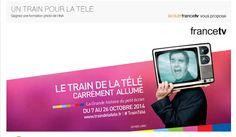 Gagner une formation photo à l'INA avec « Un train pour la télé »