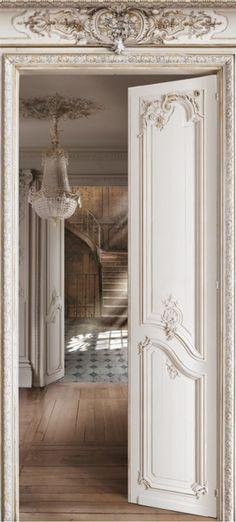 illusionstapet, koziel, inredning, interior