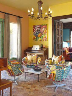 Interior Paint Ideas | Ideas para pintar la casa | Pintura para ...