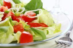 Zeleninový salát | Recepty | KetoDiet CZ