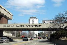 Illinois State University- Gladly we learn & teach