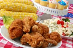 Baked Fried Chicken