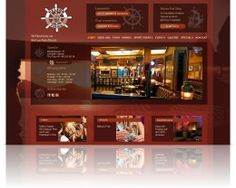 Webseite vom Nelson Pub Zürich mit Online-Marketing, CMS, Social-Media, Newsletter, Community und Gutscheinshop