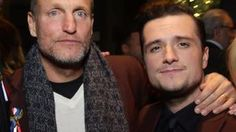Woody Harrelson und Josh Hutcherson