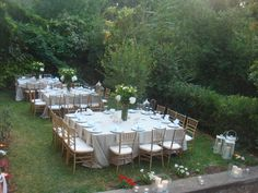 Garden wedding party. My Best Wishes Events