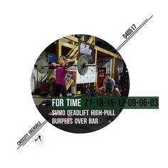 WOD 040517 #CrossFit #Grenoble #CrossFitGrenoble #Wod #Training #OriginalAthlete #Become #smh