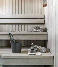 Awesome 48 Wonderful Home Sauna Design Ideas Home Spa Room, Spa Rooms, Contemporary Saunas, Portable Steam Sauna, Sauna Design, Outdoor Sauna, Finnish Sauna, Sauna Room, Minimalist Scandinavian