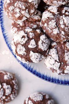 Chocolate Crinkles R