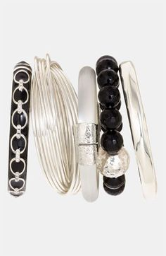 Simon Sebbag Stretch Bracelet (Nordstrom Exclusive) available at #Nordstrom