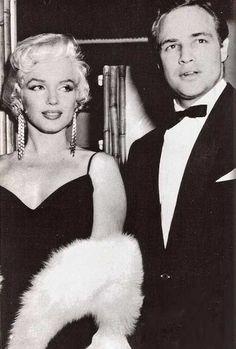 Marilyn Monroe Marlon Brando