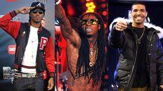 Perfect formula for a hit song!!! Wayne, Drake, & Future!!!